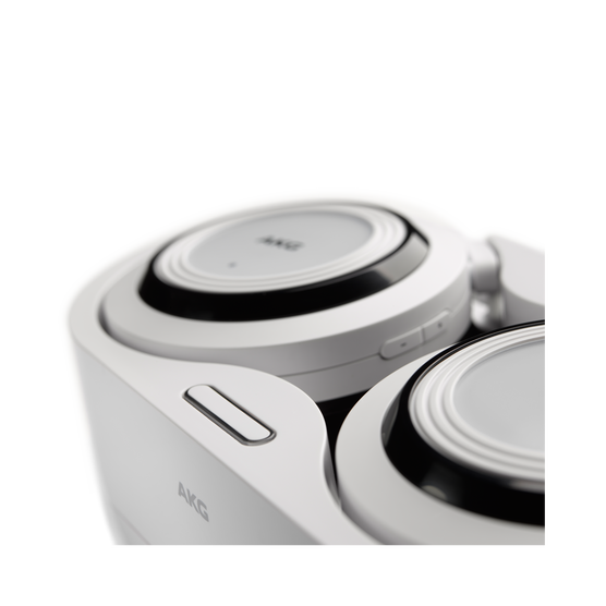 K 935 - White - High performance digital wireless stereo headphone optimized for movies, games and music - Detailshot 2