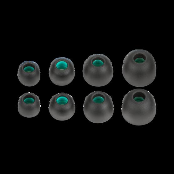 AKG Ear tips for N200NC - Black - Ear tips S+M+L (L+R) - Hero