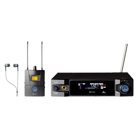 IVM4500 IEM - Black - Reference wireless in-ear-monitoring system - Hero