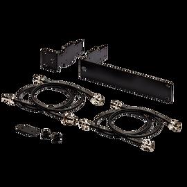 RMU4X PRO - Black - Professional rack mount unit - Hero