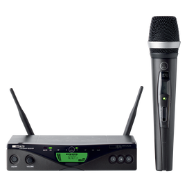 WMS470 Vocal Set D5 Band5-B 10mW JP - Black - Professional wireless microphone system - Hero
