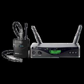 WMS470 Instrumental Set Band3 50mW EU/US/UK - Black - Professional wireless microphone system - Hero