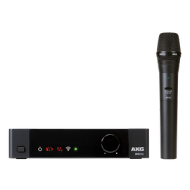 DMS100 - Black - Digital wireless microphone/instrument systems - Hero