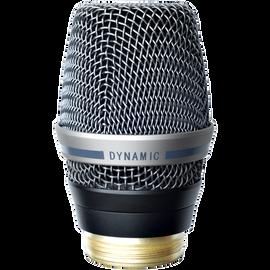 D7 WL1 - Black - Reference dynamic microphone head - Hero