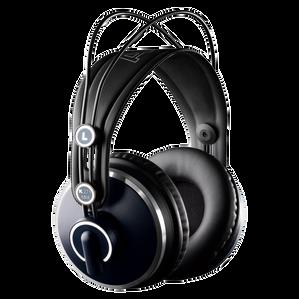 K271 MKII - Black - Professional studio headphones - Hero