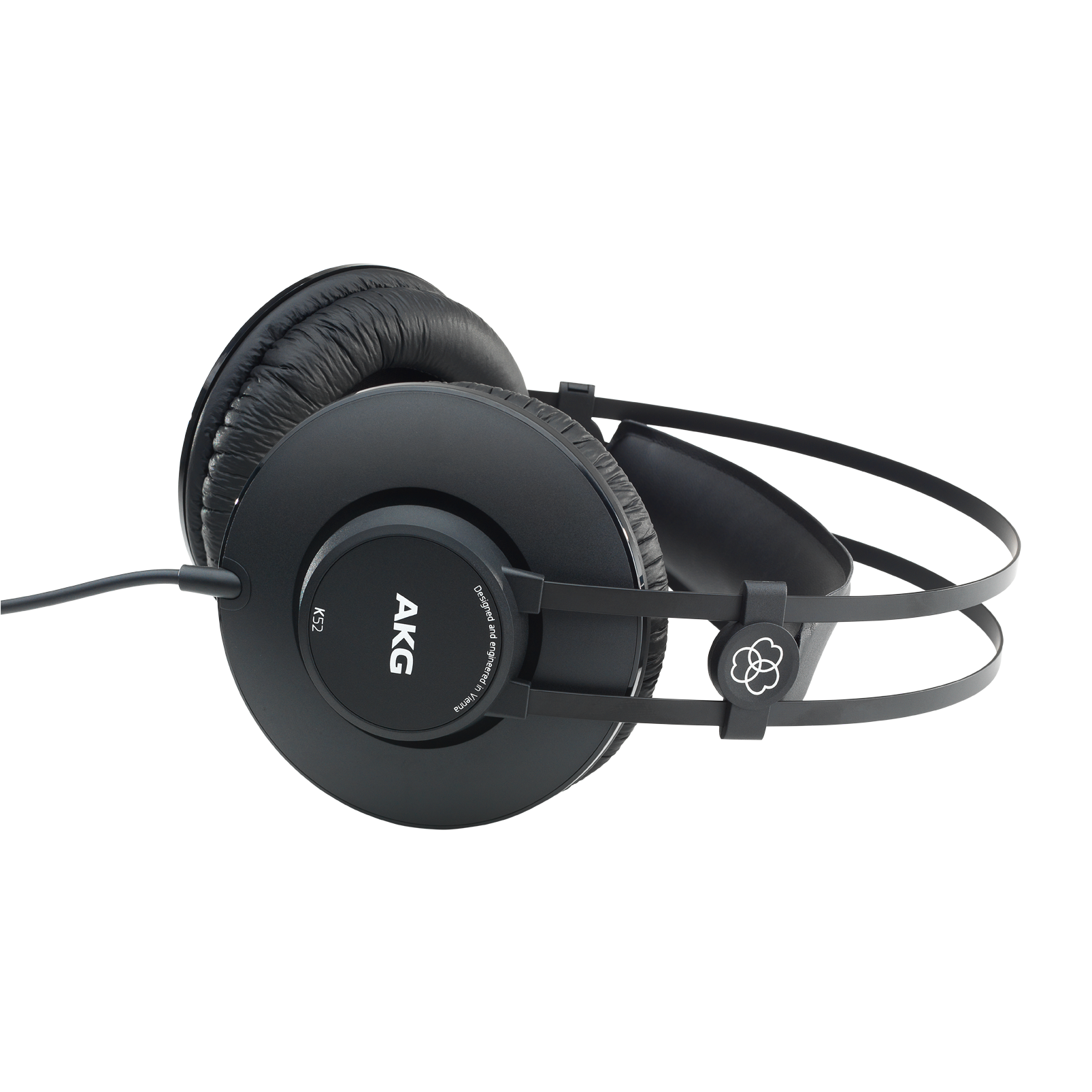 K52 - Black - Closed-back headphones - Detailshot 2
